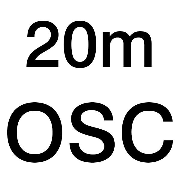 20m OSC