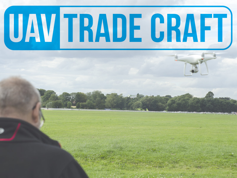 UAV Tradecraft