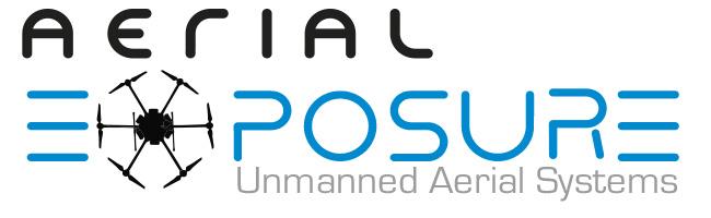 Aerial Exposure – Professional drone services Retina Logo