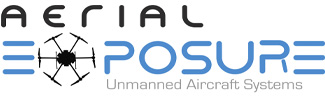 Aerial Exposure – Professional drone services Logo